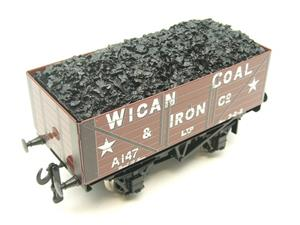"Ace Trains O Gauge G/5 Private Owner ""Wigan Coal & Iron Co"" A147 Coal Wagon 2/3 Rail image 8"