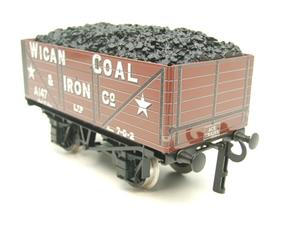 "Ace Trains O Gauge G/5 Private Owner ""Wigan Coal & Iron Co"" A147 Coal Wagon 2/3 Rail image 9"