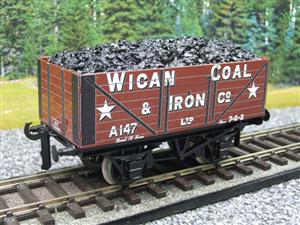 "Ace Trains O Gauge G/5 Private Owner ""Wigan Coal & Iron Co"" A147 Coal Wagon 2/3 Rail image 10"