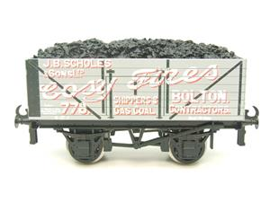 "Ace Trains O Gauge G/5 Private Owner ""Cosy Fires"" 778 Coal Wagon 2/3 Rail image 1"