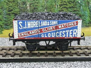 "Ace Trains O Gauge G/5 Private Owner ""Englands Glory Matches"" Coal Wagon 2/3 Rail image 1"
