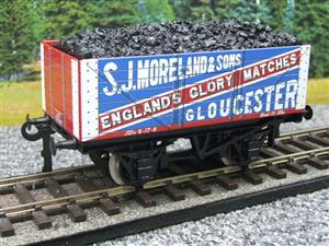 "Ace Trains O Gauge G/5 Private Owner ""Englands Glory Matches"" Coal Wagon 2/3 Rail image 3"