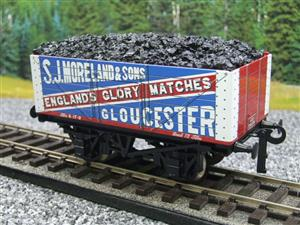 "Ace Trains O Gauge G/5 Private Owner ""Englands Glory Matches"" Coal Wagon 2/3 Rail image 9"