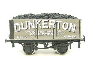 "Ace Trains O Gauge G/5 Private Owner ""Dunkerton"" No.117 Coal Wagon 2/3 Rail image 1"
