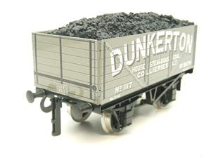 "Ace Trains O Gauge G/5 Private Owner ""Dunkerton"" No.117 Coal Wagon 2/3 Rail image 2"