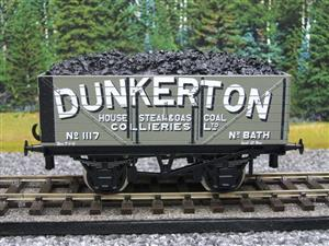"Ace Trains O Gauge G/5 Private Owner ""Dunkerton"" No.117 Coal Wagon 2/3 Rail image 5"