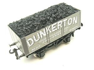 "Ace Trains O Gauge G/5 Private Owner ""Dunkerton"" No.117 Coal Wagon 2/3 Rail image 7"