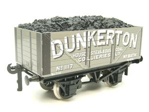 "Ace Trains O Gauge G/5 Private Owner ""Dunkerton"" No.117 Coal Wagon 2/3 Rail image 10"