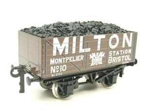 "Ace Trains O Gauge G/5 Private Owner ""Milton"" No.10 Coal Wagon 2/3 Rail image 3"