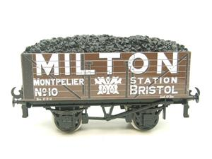 "Ace Trains O Gauge G/5 Private Owner ""Milton"" No.10 Coal Wagon 2/3 Rail image 9"