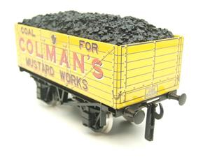 "Ace Trains O Gauge G/5 Private Owner ""Colmans Mustard Works"" No.35 Coal Wagon 2/3 Rail image 2"