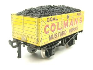 "Ace Trains O Gauge G/5 Private Owner ""Colmans Mustard Works"" No.35 Coal Wagon 2/3 Rail image 6"
