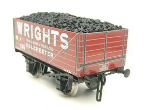 "Ace Trains O Gauge G/5 Private Owner ""Wrights"" No.135 Coal Wagon 2/3 Rail image 2"