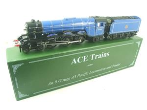 "Ace Trains O Gauge E6 BR Blue A3 Pacific ""Pretty Polly"" R/N 60061 Electric Boxed image 2"