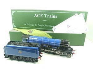 "Ace Trains O Gauge E6 BR Blue A3 Pacific ""Pretty Polly"" R/N 60061 Electric Boxed image 3"