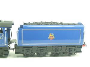 "Ace Trains O Gauge E6 BR Blue A3 Pacific ""Pretty Polly"" R/N 60061 Electric Boxed image 8"