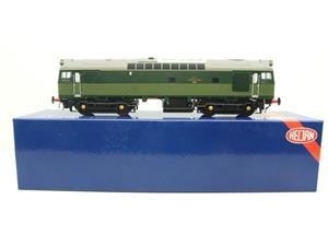 Heljan O Gauge Item 2555 BR Two Tone Green Class 25 Type 2 WSYP Diesel Loco Electric Bxd image 1
