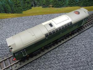 Heljan O Gauge Item 2555 BR Two Tone Green Class 25 Type 2 WSYP Diesel Loco Electric Bxd image 7