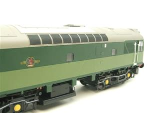 Heljan O Gauge Item 2555 BR Two Tone Green Class 25 Type 2 WSYP Diesel Loco Electric Bxd image 9
