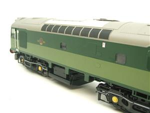 Heljan O Gauge Item 2555 BR Two Tone Green Class 25 Type 2 WSYP Diesel Loco Electric Bxd image 10