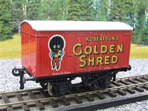 "Ace Trains Horton Series O Gauge Private Owner ""Robertsons Golden Shred"" Van Boxed image 4"