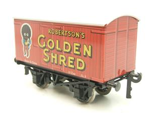 "Ace Trains Horton Series O Gauge Private Owner ""Robertsons Golden Shred"" Van Boxed image 6"