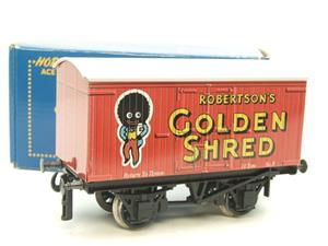 "Ace Trains Horton Series O Gauge Private Owner ""Robertsons Golden Shred"" Van Boxed image 10"
