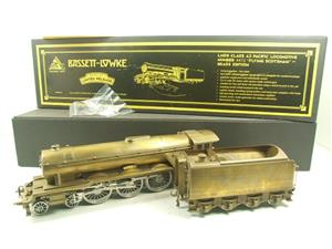 "Bassett Lowke O Gauge BL99021, A3 Pacific Class Brass Edition ""Flying Scotsman"" Electric 2/3 Rail image 1"