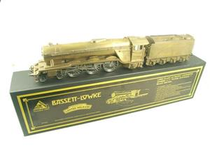 "Bassett Lowke O Gauge BL99021, A3 Pacific Class Brass Edition ""Flying Scotsman"" Electric 2/3 Rail image 3"
