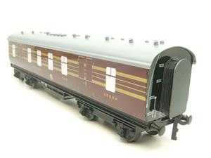 Ace Trains O Gauge C28 A & B Sets & C28K Kitchen & C28 Open 3rd LMS Maroon Coronation x8 Coaches image 2