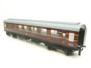Ace Trains O Gauge C28 A & B Sets & C28K Kitchen & C28 Open 3rd LMS Maroon Coronation x8 Coaches image 7