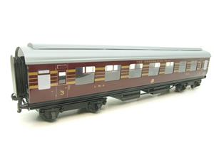 Ace Trains O Gauge C28 A & B Sets & C28K Kitchen & C28 Open 3rd LMS Maroon Coronation x8 Coaches image 10