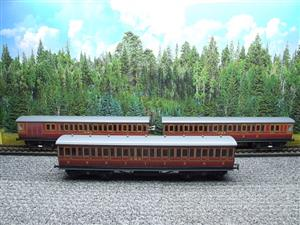 "Ace Trains O Gauge Richmond Set CIE ""LMS EMU"" Electric Multiple Unit Coach Set Electric 3 Rail Bxd image 3"