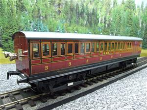 "Ace Trains O Gauge Richmond Set CIE ""LMS EMU"" Electric Multiple Unit Coach Set Electric 3 Rail Bxd image 5"