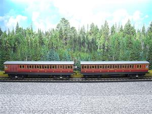 "Ace Trains O Gauge Richmond Set CIE ""LMS EMU"" Electric Multiple Unit Coach Set Electric 3 Rail Bxd image 6"