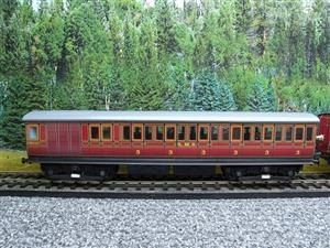 "Ace Trains O Gauge Richmond Set CIE ""LMS EMU"" Electric Multiple Unit Coach Set Electric 3 Rail Bxd image 9"