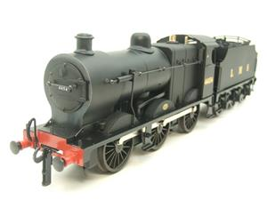 Ace Trains O Gauge E5C Fowler 4F Class 0-6-0 Loco and Tender 4454 LMS Satin Black image 2