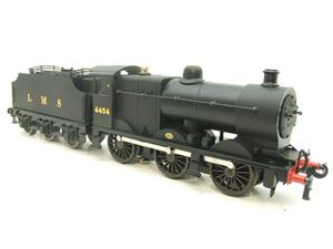 Ace Trains O Gauge E5C Fowler 4F Class 0-6-0 Loco and Tender 4454 LMS Satin Black image 3
