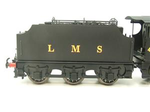 Ace Trains O Gauge E5C Fowler 4F Class 0-6-0 Loco and Tender 4454 LMS Satin Black image 5