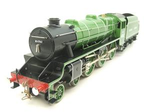 Ace Trains O Gauge E19-E BR Apple Green Black Five Loco & Tender R/N M4763 Electric 2/3 Rail Bxd image 2