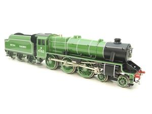 Ace Trains O Gauge E19-E BR Apple Green Black Five Loco & Tender R/N M4763 Electric 2/3 Rail Bxd image 3