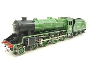 Ace Trains O Gauge E19-E BR Apple Green Black Five Loco & Tender R/N M4763 Electric 2/3 Rail Bxd image 4