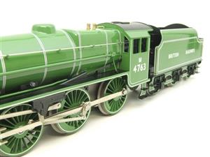 Ace Trains O Gauge E19-E BR Apple Green Black Five Loco & Tender R/N M4763 Electric 2/3 Rail Bxd image 8