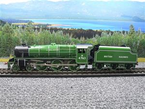 Ace Trains O Gauge E19-E BR Apple Green Black Five Loco & Tender R/N M4763 Electric 2/3 Rail Bxd image 9