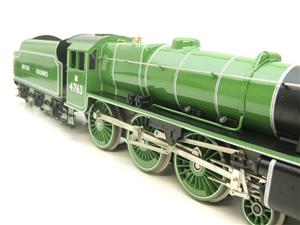 Ace Trains O Gauge E19-E BR Apple Green Black Five Loco & Tender R/N M4763 Electric 2/3 Rail Bxd image 10