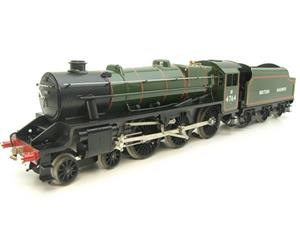Ace Trains O Gauge E19-H BR Gloss Green Black Five Loco & Tender R/N M4764 Electric 2/3 Rail Bxd image 3