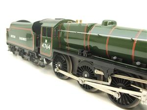 Ace Trains O Gauge E19-H BR Gloss Green Black Five Loco & Tender R/N M4764 Electric 2/3 Rail Bxd image 10