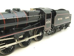Ace Trains O Gauge E19-K British Railways Black Five Loco & Tender R/N 45292 Elec 2/3 Rail Bxd image 8