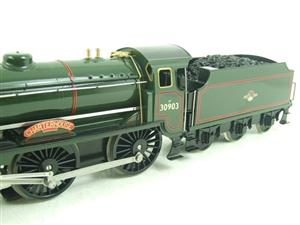 "Ace Trains O Gauge E10 BR Gloss Lined Green Schools Class ""Charterhouse"" R/N 30903 Elec 2/3 Rail Bxd image 4"