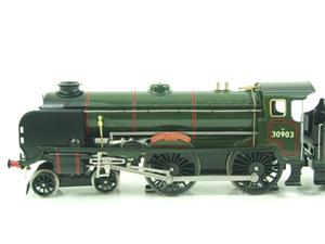 "Ace Trains O Gauge E10 BR Gloss Lined Green Schools Class ""Charterhouse"" R/N 30903 Elec 2/3 Rail Bxd image 6"